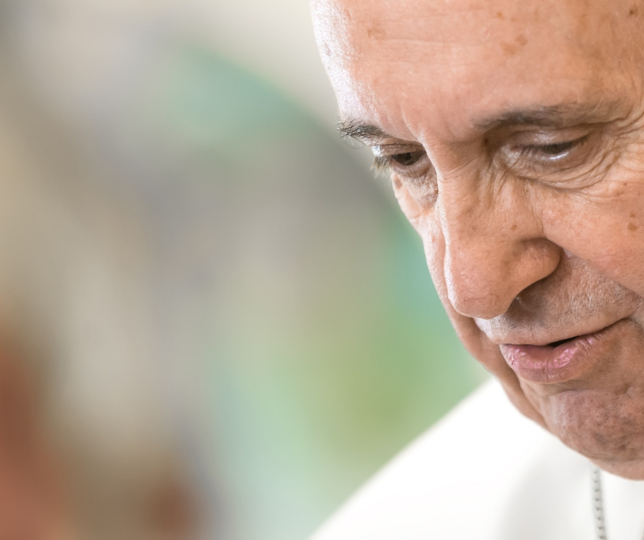Pope Francis on Finding Quality Discipleship Leaders (sort of)