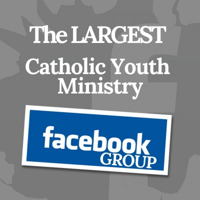 Catholic Youth Ministry Discussion Facebook Group