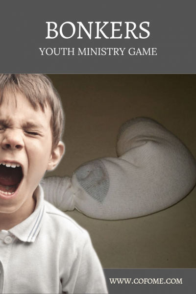 Bonkers Youth Ministry Game