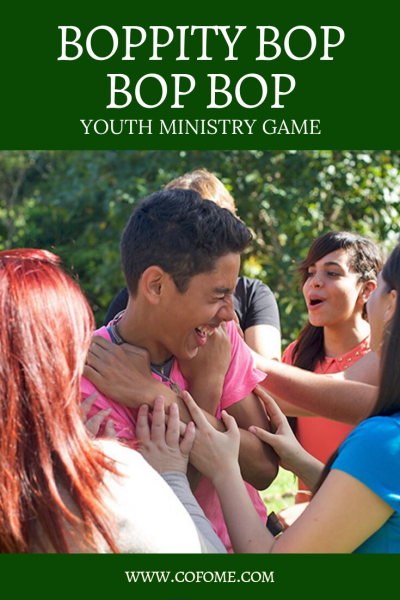 Boppity Bop Bop Bop Youth Ministry Game