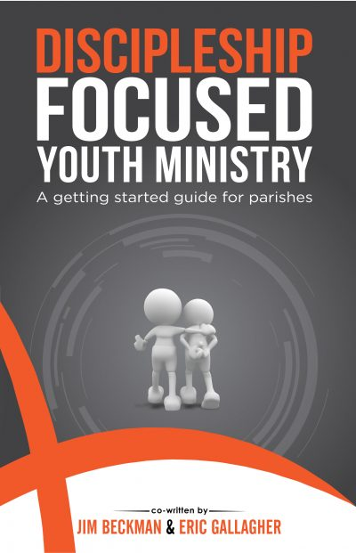 Discipleship Focused Youth Ministry Book - Eric Gallagher