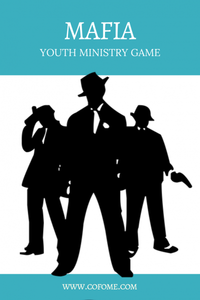 Mafia Youth Ministry Game