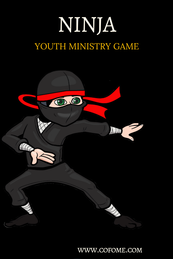Ninja Youth Ministry Game