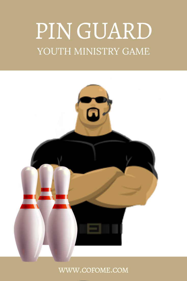 Pin Guard - Youth Ministry Game