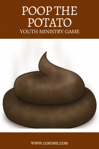 Poop the Potato Youth Ministry Game