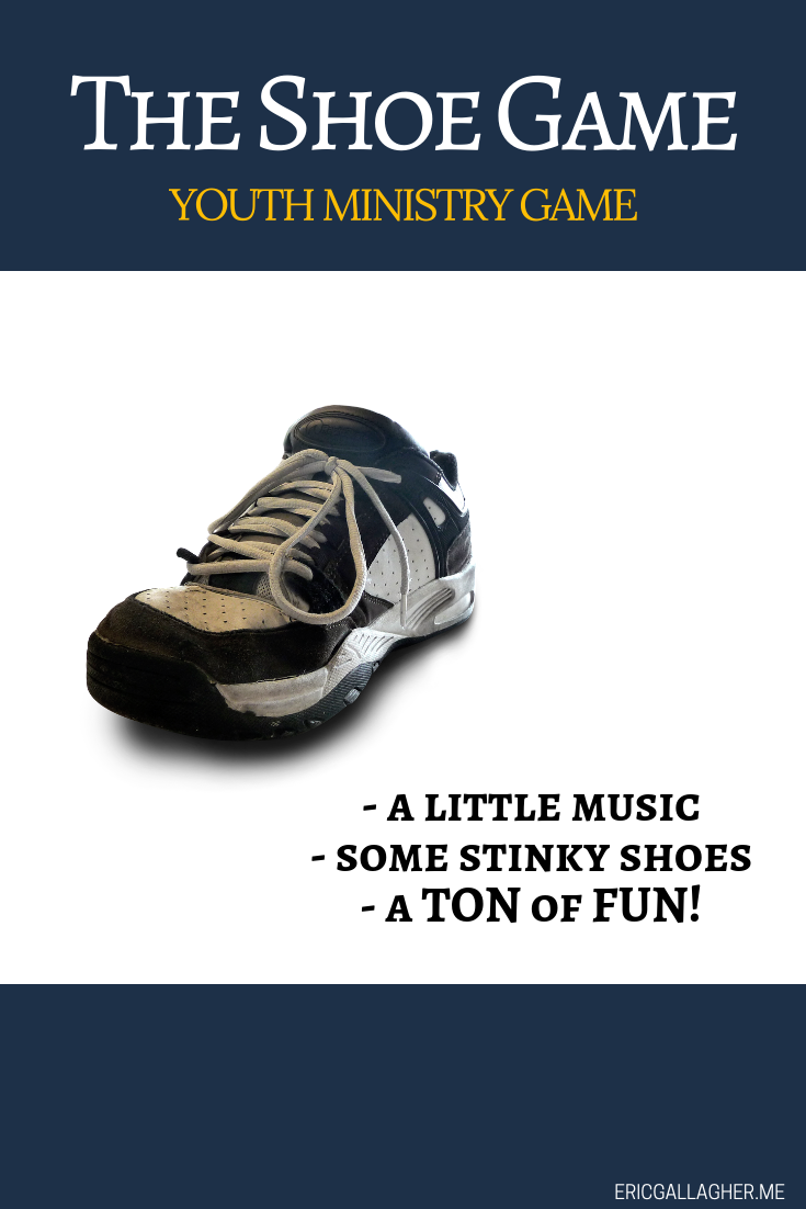 The Shoe Game - Youth Ministry Game