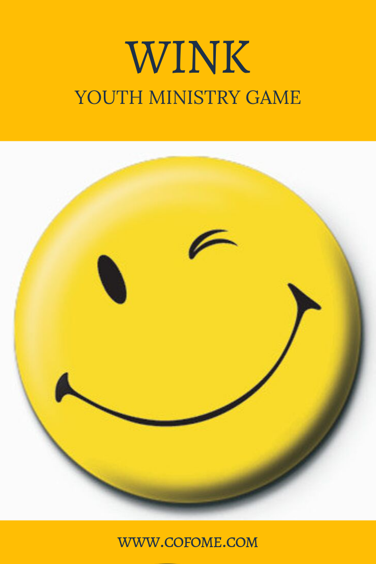 Wink Youth Ministry Game